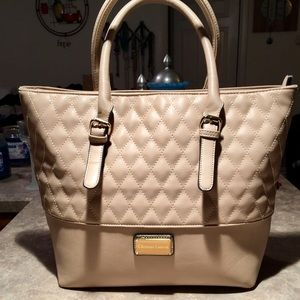 Christian Lacroix Charlotte Classic Quilted Tote